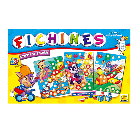 JUEGO-fichines